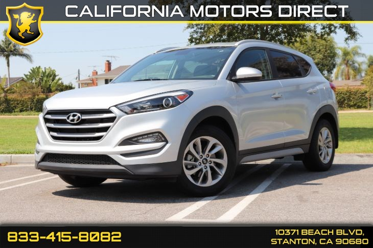 2017 Hyundai Tucson SE Plus(Mud Guards & Bluetooth)