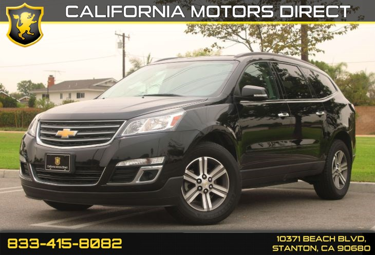 2017 Chevrolet Traverse LT(7 Passenger Seating & Cargo Convenience Pkg)