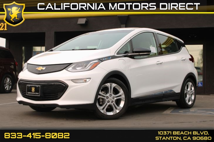 2017 Chevrolet Bolt EV LT(DC Fast Charging & Rear Vision Camera)