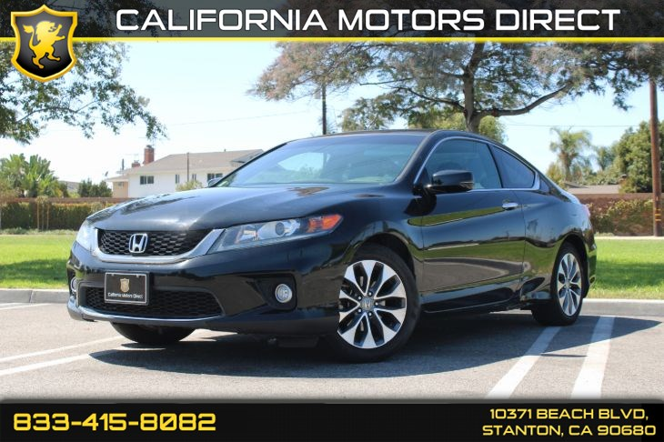 2013 Honda Accord Cpe EX(Bluetooth & Back-up Camera)