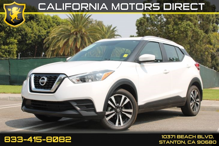 2018 Nissan Kicks SV(Back-up Camera & Bluetooth)