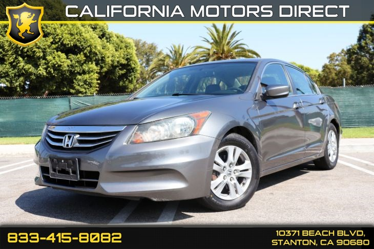 2012 Honda Accord Sdn SE(Bluetooth & Vehicle Stability Assist)