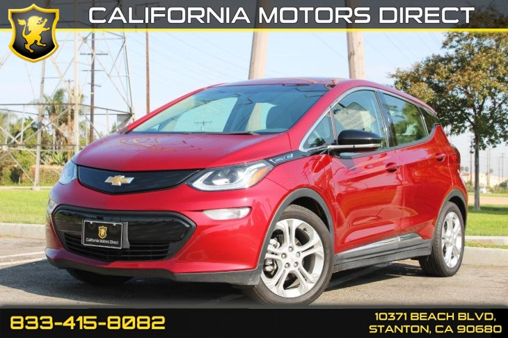 2017 Chevrolet Bolt EV LT(Comfort & Convenience W/ Cajun Red)