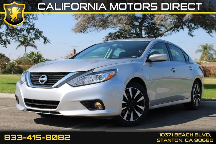 2018 Nissan Altima 2.5 SV(Back-up Camera & Bluetooth)