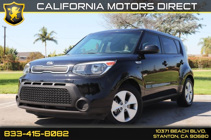 2016 Kia Soul Base(Convenience Pkg & Bluetooth)