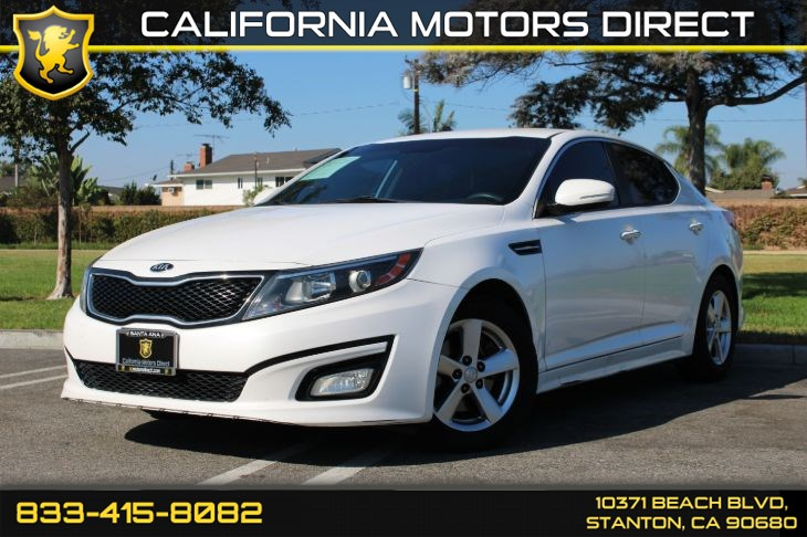 2015 Kia Optima LX( Bluetooth & Electronic Stability Control)