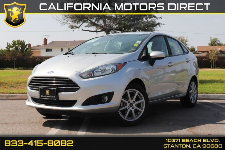 2019 Ford Fiesta SE(Bluetooth & Back-up Camera)