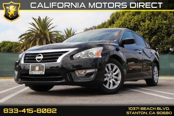 2015 Nissan Altima 2.5 S(Electronic Stability Control W/Bluetooth)