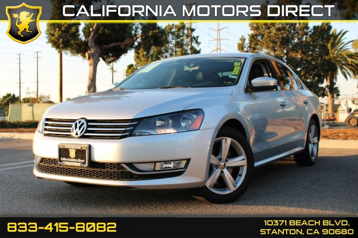 2015 Volkswagen Passat 1.8T Limited Edition(Bluetooth & Back-up Camera)