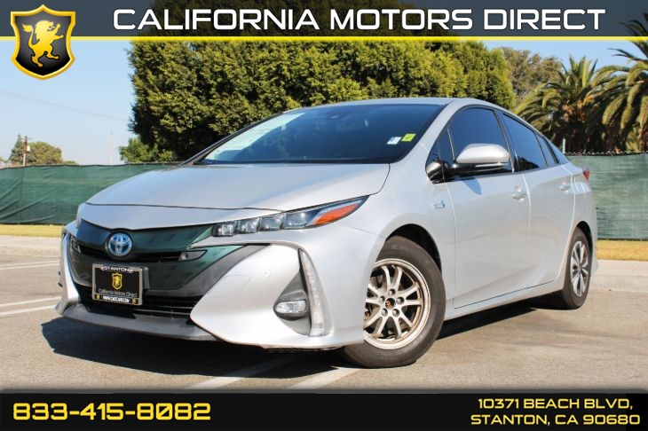 2017 Toyota Prius Prime Plus(Back-up Camera & Jbl Audio W/Bluetooth)