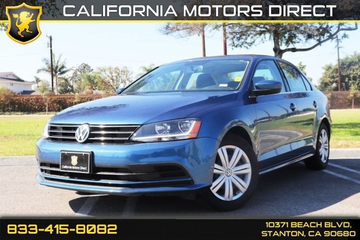 2017 Volkswagen Jetta 1.4T S(Rearview Camera & Bluetooth)