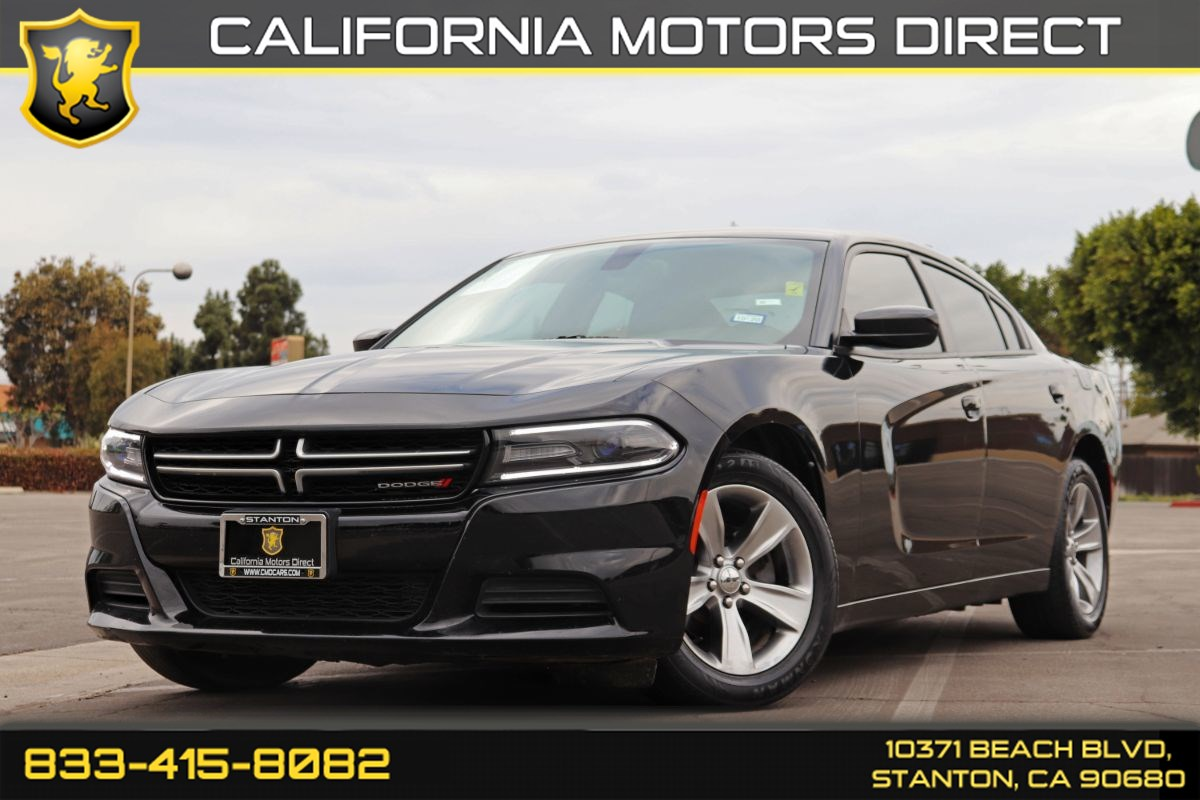 2015 Dodge Charger SE(Sport Appearance Group W/Bluetooth)