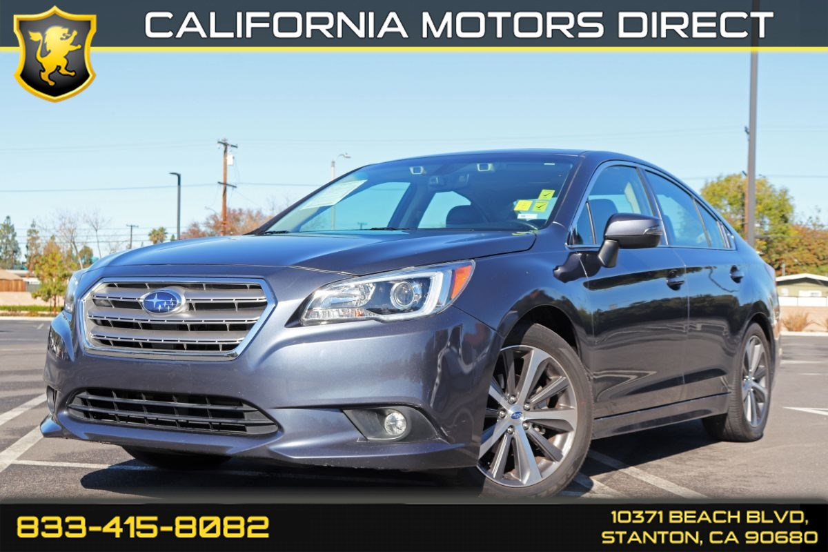 2017 Subaru Legacy Limited(Eyesight & Navigation System W/Bluetooth)