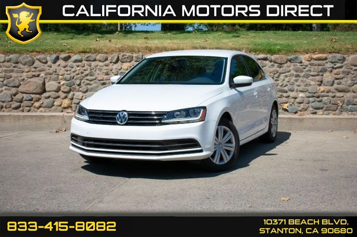 2017 Volkswagen Jetta 1.4T S( Rearview Camera & Bluetooth)