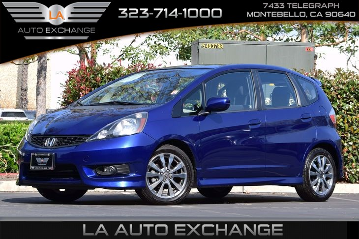 Sold 2012 Honda Fit Sport In Montebello