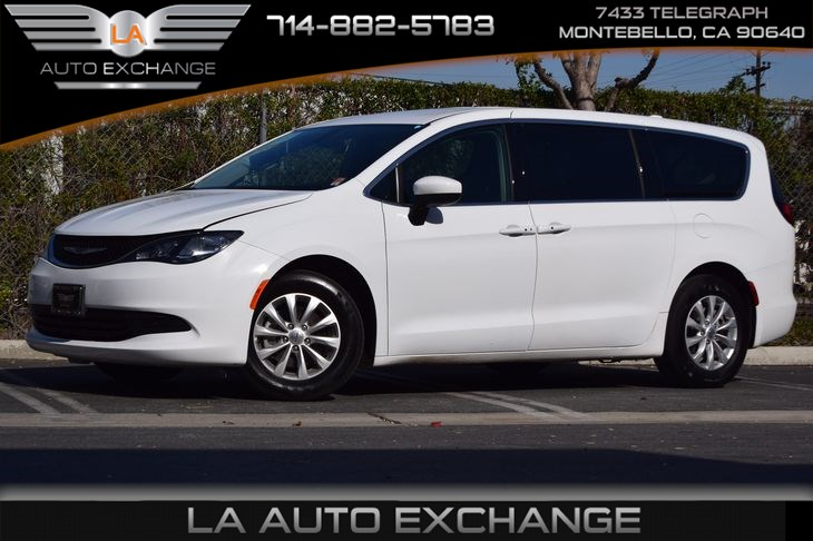 Sold Chrysler Pacifica Touring In Montebello - Chrysler pacifica invoice price