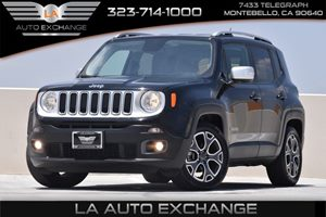 View 2017 Jeep Renegade
