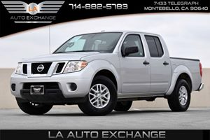 View 2017 Nissan Frontier