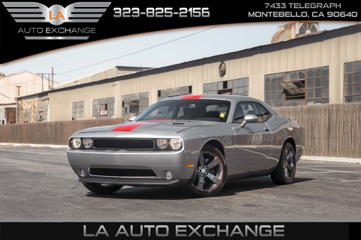 Used 2013 Dodge Challenger Rallye Redline in Montebello