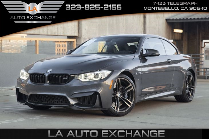2015 BMW M4 (Executive Package & M Double Clutch Transmission)