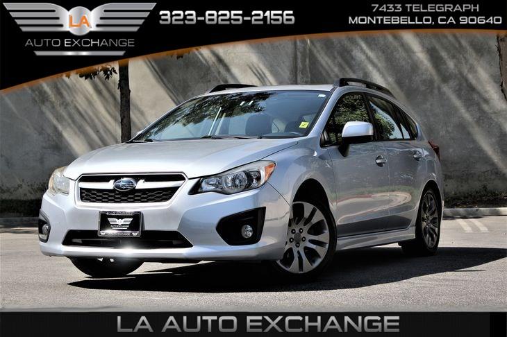 Used 2013 Subaru Impreza Wagon 20i Sport Limited In Montebello