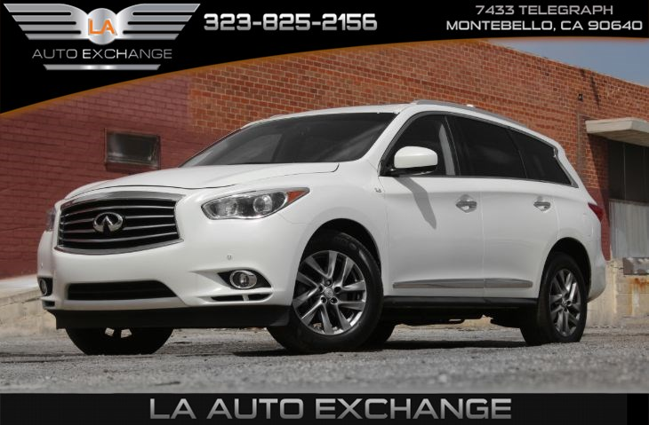 2015 INFINITI QX60 (Driver Assistance Package & Theater Package)