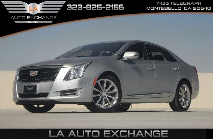 2016 Cadillac XTS Premium Collection