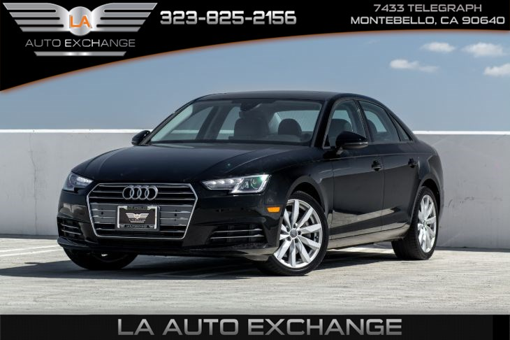 2017 Audi A4 2.0T Premium (Convenience Package & Heated Seats)