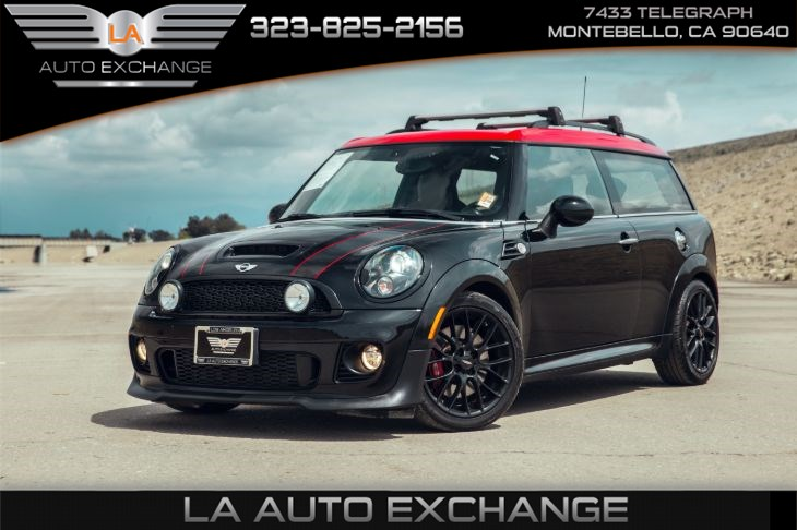 Used 2013 Mini Cooper Clubman John Cooper Works In Montebello