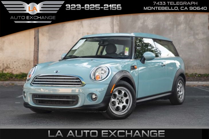 Used 2014 Mini Cooper Clubman Cooper In Montebello