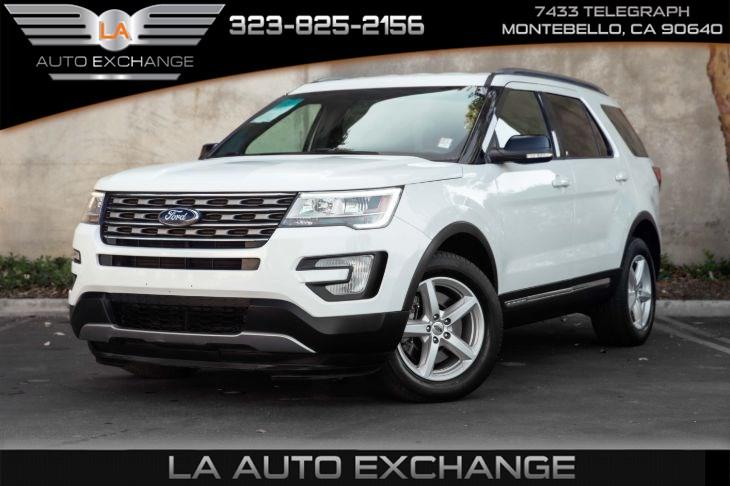 2016 Ford Explorer Xlt La Auto Exchange