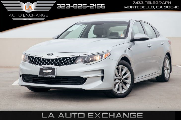2016 Kia Optima EX (back-up camera & a/c)