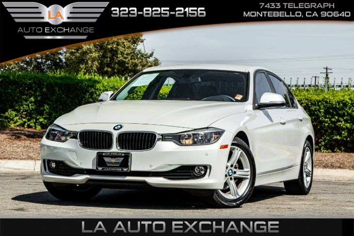 2015 BMW 3 Series 320i (Navigation & Driving Assistance Package)
