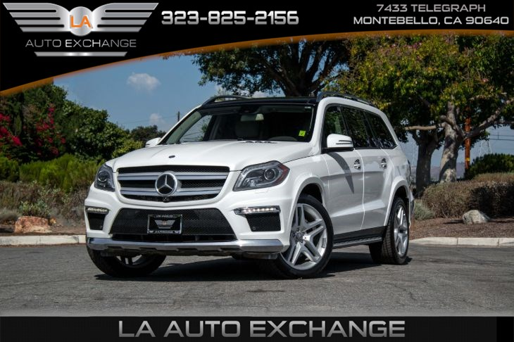 2015 Mercedes-Benz GL 550 GL 550 4MATIC
