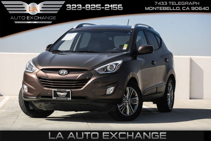 2014 Hyundai Tucson SE ( Satellite Radio & Back-Up Camera )