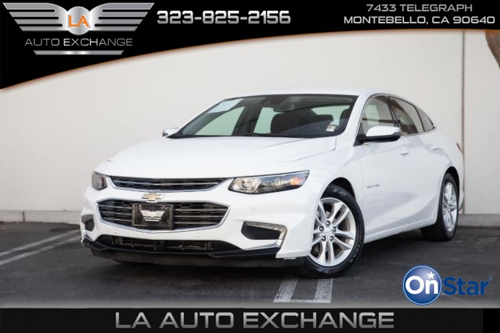 2016 Chevrolet Malibu Hybrid (Convience & Techology Package)