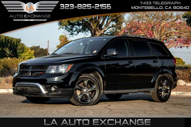 2015 Dodge Journey Crossroad (Navigation & Back-Up Camera)