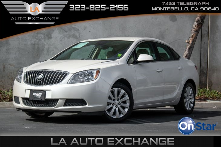 2015 Buick Verano (Bluetooth & Back-Up Camera)