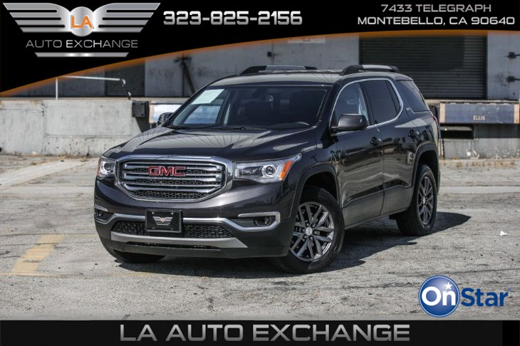 2017 GMC Acadia SLT-1 NAVIGATION w/BACKUP CAMERA
