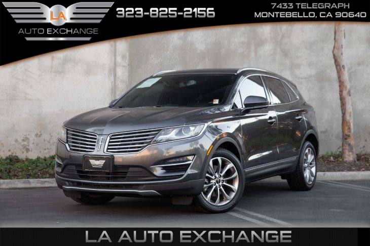 2017 Lincoln MKC Select (select plus pkg & power liftgate)