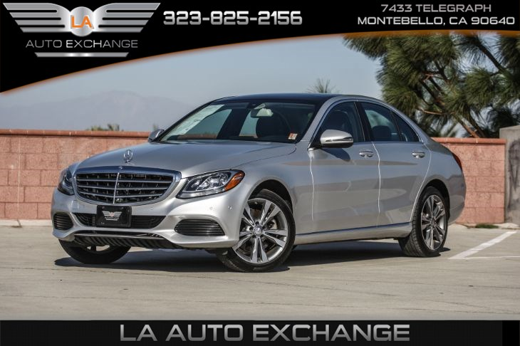 2016 Mercedes-Benz C 300 C 300 Luxury