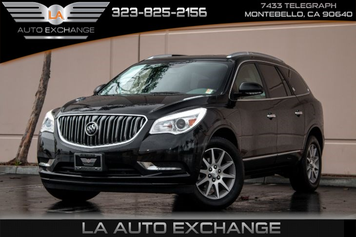 2017 Buick Enclave Convenience (Back-Up Camera & A/C)