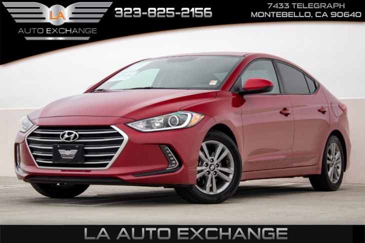2017 Hyundai Elantra SE  (SE A/T POPULAR EQUIPMENT PACKAGE 02)