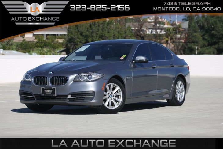2014 BMW 5 Series 528i (Premium & Driving Assistance Package)