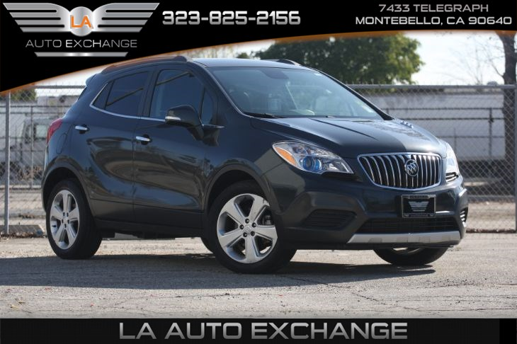 2016 Buick Encore (Bluetooth & A/C)