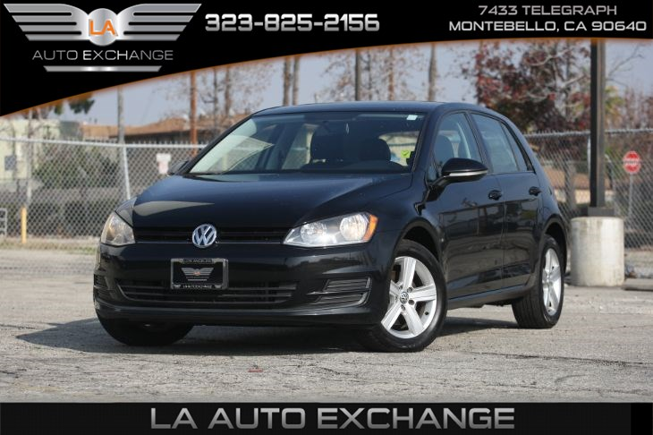 2015 Volkswagen Golf TDI S (Turbocharged & cruise control)