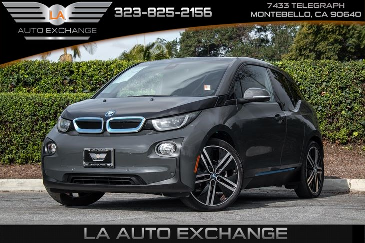 2014 BMW i3 (Tech & Driving Assist Package)
