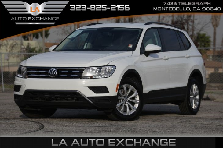 2019 Volkswagen Tiguan S (Driver Assistance Package & Back-Up Camera)
