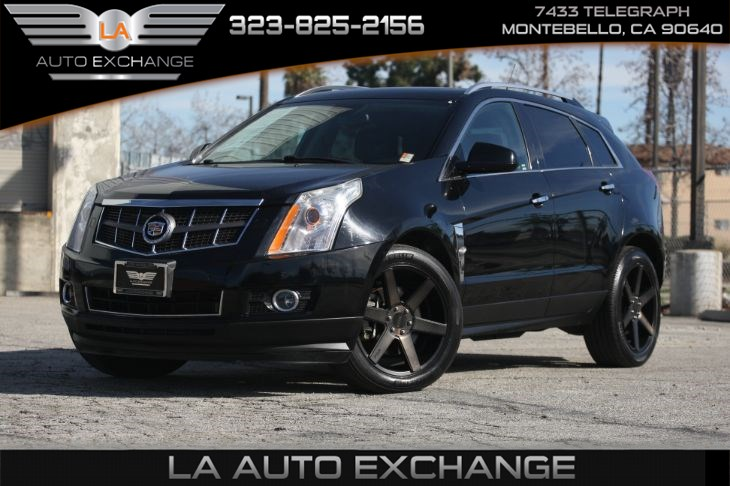 2011 Cadillac SRX Performance Collection ( Navigation System & A/C)