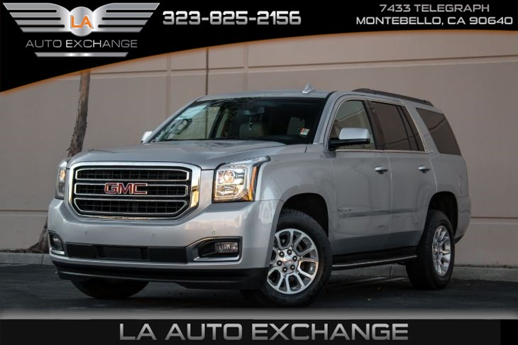 2017 GMC Yukon SLT (Bluetooth & Back-up Camera)